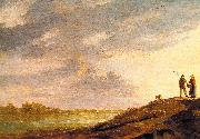 River Sunset Aelbert Cuyp