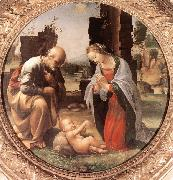 The Adoration of the Christ Child nn BARTOLOMEO, Fra