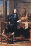 Portrait of Charles Crowle BATONI, Pompeo