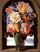 Bouquet of Flowers BOSSCHAERT, Ambrosius the Elder