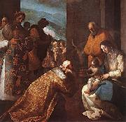 The Adoration of the Magi f CAJES, Eugenio
