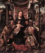 The Adoration of the Magi dfg COTER, Colijn de