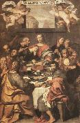 The Last Supper dhe CRESPI, Daniele