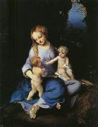 Madonna and Child with the Young Saint John Correggio