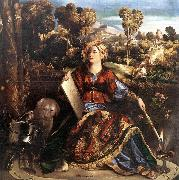 Circe (or Melissa) dfgd DOSSI, Dosso
