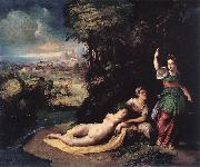 Diana and Calisto dfhg DOSSI, Dosso