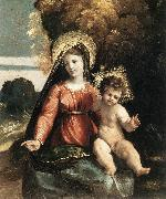 Madonna and Child ddfhf DOSSI, Dosso