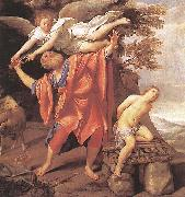 The Sacrifice of Isaac ehe Domenichino
