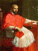 Portrait of Cardinal Agucchi Domenichino