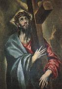 Christ Carrying the Cross El Greco