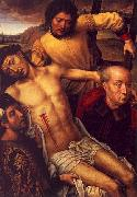 Descent from the Cross Hans Memling