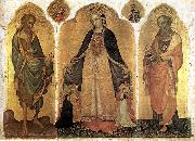 Triptych of the Madonna della Misericordia g JACOBELLO DEL FIORE