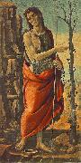 St John the Baptist f JACOPO del SELLAIO