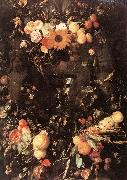 Fruit and Flower Jan Davidsz. de Heem