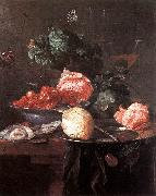 Still-life with Fruits Jan Davidsz. de Heem