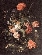 Vase of Flowers Jan Davidsz. de Heem