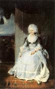 Queen Charlotte sg LAWRENCE, Sir Thomas
