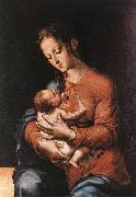Madonna with the Child gg MORALES, Luis de