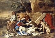 Lamentation over the Body of Christ Nicolas Poussin
