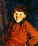 Smiling Tom Robert Henri