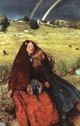The Blind Girl Sir John Everett Millais