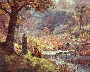 Morning by the Stream Theodore Clement Steele