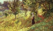 Berry Picker Theodore Clement Steele
