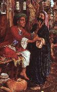 The Lantern Maker's Courtship William Holman Hunt