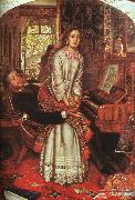 The Awakening Conscience William Holman Hunt