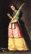St. Apolonia ZURBARAN  Francisco de