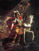 St. George Victorious over the Dragon af PRETI, Mattia