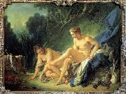 Diana After Bathing Francois Boucher