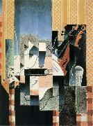 Fiddle and cup Juan Gris