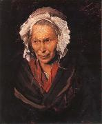 Madwoman afflicted with envy Theodore Gericault