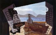 Open Window Juan Gris