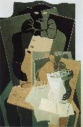 Composition of a picture Juan Gris