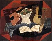 Marble Table Juan Gris