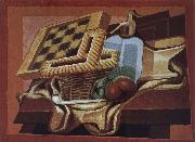 Siphon bottle and skep Juan Gris