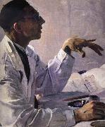 The Surgeon Doc. Nesterov Nikolai Stepanovich