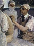 The Doc. in Surgery Nesterov Nikolai Stepanovich