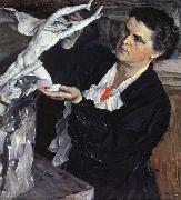 The Sculptor of portrait Nesterov Nikolai Stepanovich