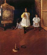Vote Circle William Merritt Chase