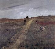 Landscape William Merritt Chase