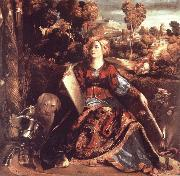 Circe the Sorceress Dosso Dossi
