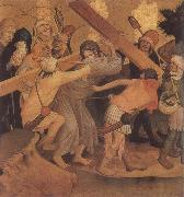 Christ Carrying the Cross Frater Francke