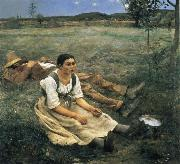 The Haymakers Jules Bastien-Lepage