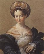 Turkish Slave PARMIGIANINO