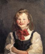 Laughting Girl Robert Henri