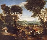 Saint George Killing the Dragon Domenichino