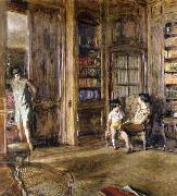In the Library Vuillard